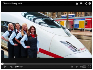 Youtube-Video der Bahn