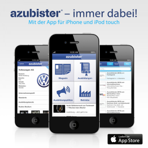 azubister iPhone App