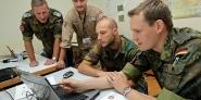 Die Bundeswehr als Arbeitsgeber bietet viele Berufsbilder an.