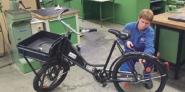 Fahrrad Check in der Azubi-Factory
