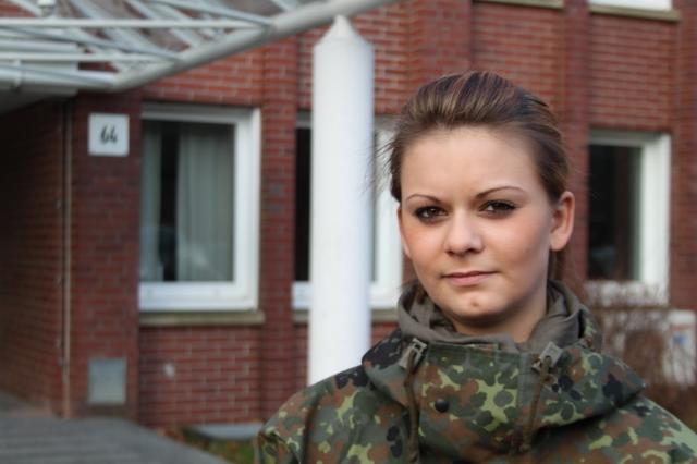 obergefreiter jessica - Bundeswehr Freiwilliger Wehrdienst Bewerbung
