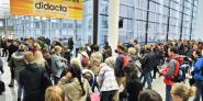 Besucheranstrom auf der didacta 2013