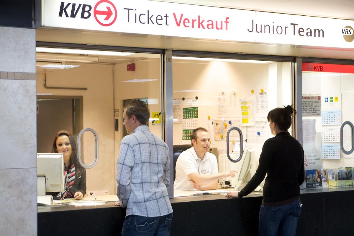 Kvb Azubi Ticket