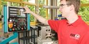 Technische Ausbildungen bei der KVB