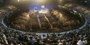 Konzerte werden von Auszubildenden mit organisiert