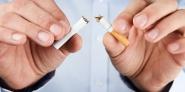 Darauf achten, dass du nicht nach Rauch riechst