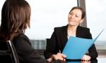Der Ablauf eines Bewerbungsgesprächs ist oft der gleiche.