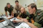Die Bundeswehr bietet viele unterschiedliche Ausbildungen an.