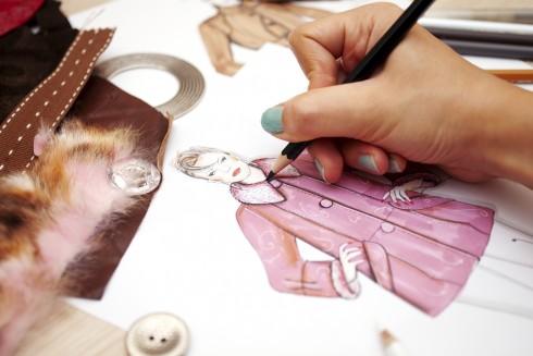 Ausbildung in der Berufsbranche Design: Kreativität ist gefragt
