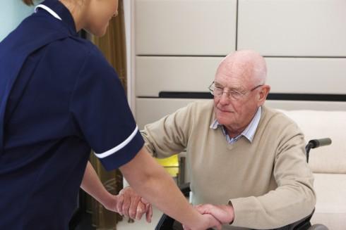Für eine Ausbildung in der Pflege ist Verantwortung wichtig