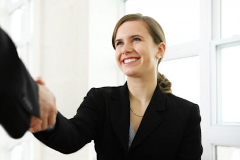 Eine Ausbildung in der Branche Service / Dienstleistung bietet gute Karrierechancen
