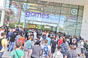 gamescom in Köln