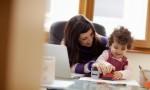 Kind und Azubi- Teilzeitausbildung machts möglich