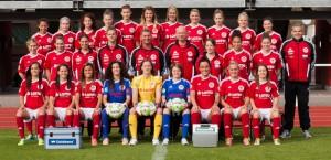 Bad Neuenahr Fussballteam Kaderbild
