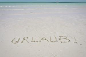 Urlaub 2013 - jetzt schon planen