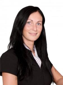 Stephanie Polley von der Abteilung Human Recources