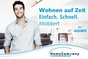 HomeCompany - Wohnen auf Zeit