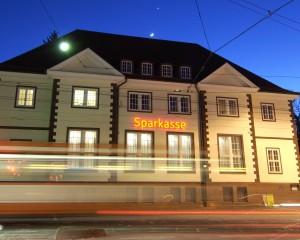 Filiale Sparkasse Bielefeld