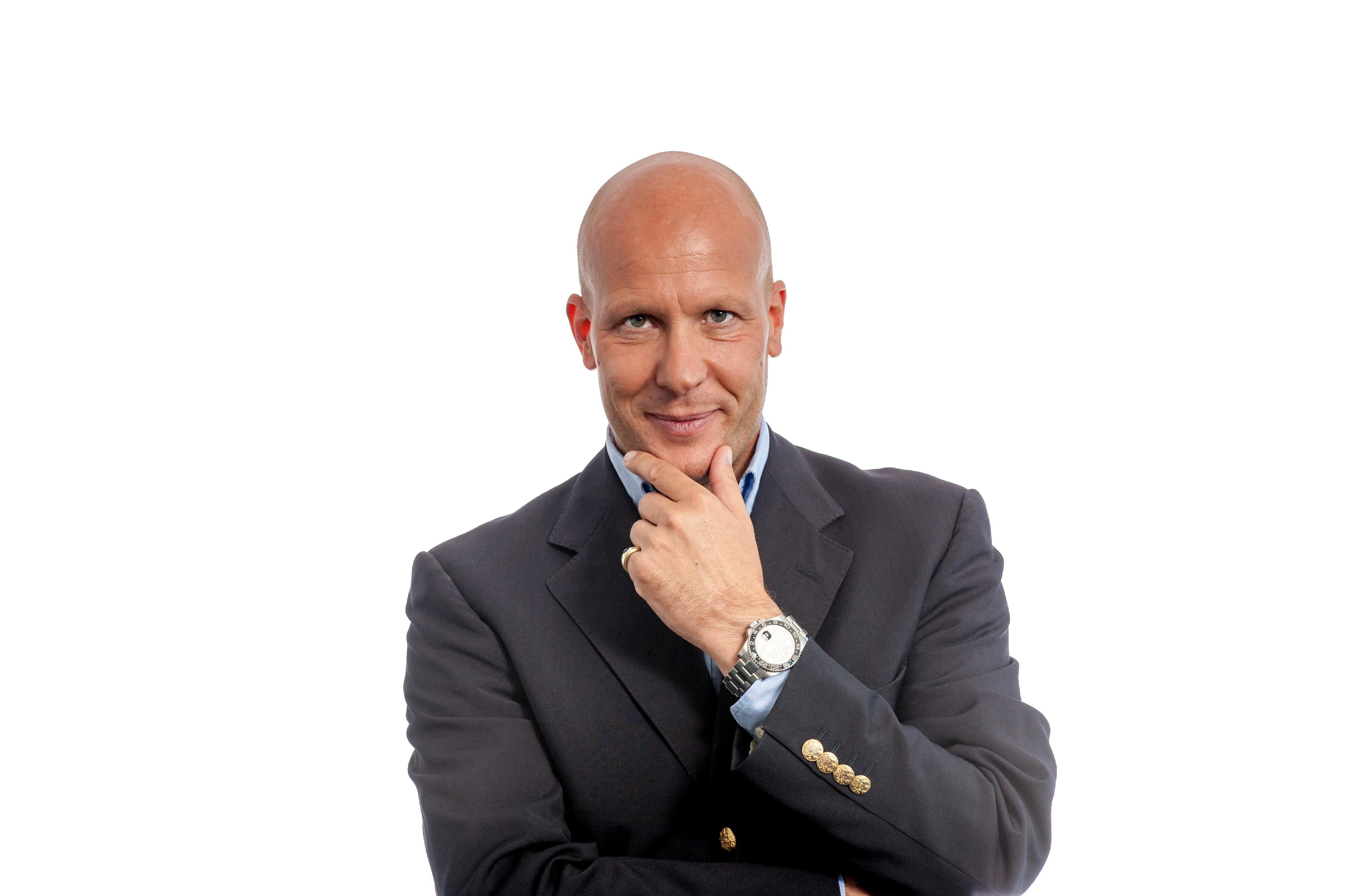 Motivationscoach Frank Wilde Zeigen Dass Man Die Ausbildung Will