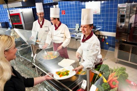 Ausbildung als koch bei basf for Als koch in die usa