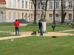 Ausbildung Stiftung Preußische Schlösser und Gärten