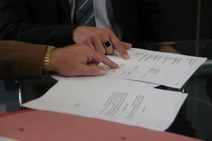 Die wichtigen Inhalte im Ausbildungsvertrag.